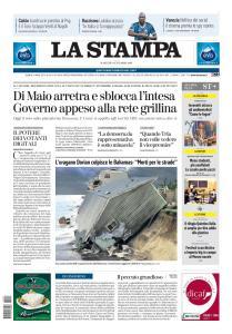 La Stampa Imperia e Sanremo - 3 Settembre 2019