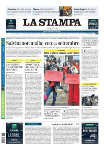 La Stampa Torino Provincia e Canavese - 3 Luglio 2020