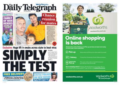 The Daily Telegraph (Sydney) – April 24, 2020