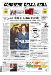 Corriere della Sera - 4 Settembre 2017