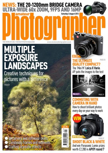 Amateur Photographer - 03 August 2013