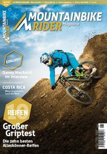 Mountainbike Rider – Januar 2019