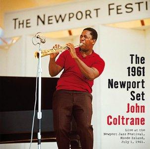 John Coltrane - The 1961 Newport Set (2012) {Solar}