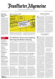 Frankfurter Allgemeine Zeitung - 17 März 2021