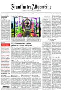 Frankfurter Allgemeine Zeitung F.A.Z. - 17. April 2018