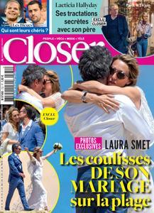 Closer France - 21 juin 2019