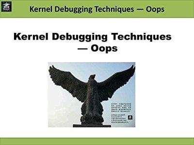 Kernel Debugging Techniques - Oops (Linux Driver Development)