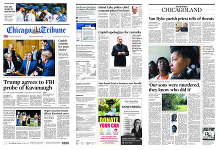 Chicago Tribune – September 29, 2018