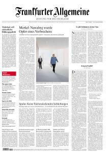 Frankfurter Allgemeine Zeitung - 3 September 2020