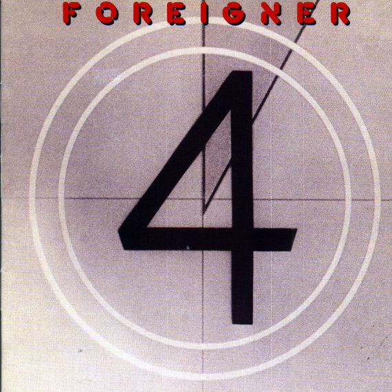 Foreigner - 4 (1981/2001/2012) [Official Digital Download 24bit/96kHz] RE-UP