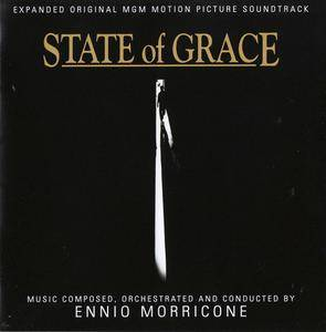 Ennio Morricone - State of Grace: Expanded Original MGM Motion Picture Soundtrack (1990) 2CD Limited Edition 2017