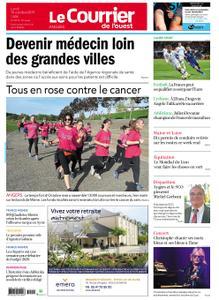 Le Courrier de l'Ouest Angers – 14 octobre 2019