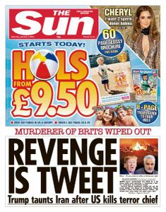 The Sun UK - 4 January 2020