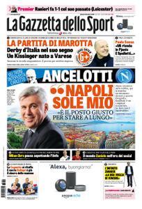 La Gazzetta dello Sport Roma – 06 dicembre 2018