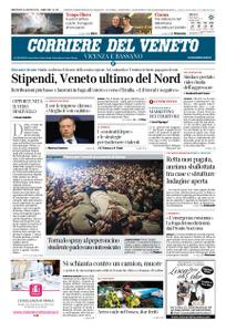 Corriere del Veneto Vicenza e Bassano – 14 agosto 2019