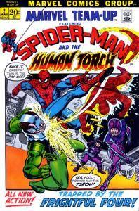 Marvel Team-Up v1 002