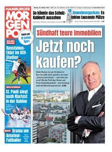 Hamburger Morgenpost – 18. Oktober 2021
