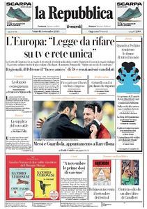 la Repubblica - 4 Settembre 2020