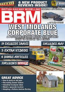 British Railway Modelling - July 2021