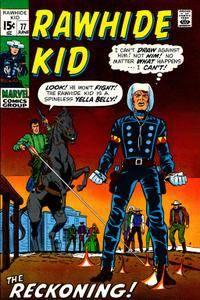 Rawhide Kid v1 077 1970 brigus