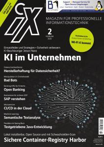 iX Magazin - Februar 2020