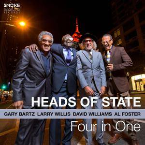 Heads Of State - Four In One (2017) [Official Digital Download 24/96]