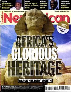 New African - October 2006