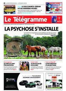 Le Télégramme Landerneau - Lesneven – 05 septembre 2020