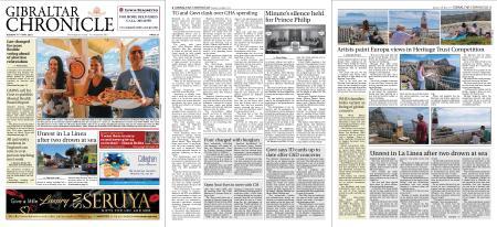 Gibraltar Chronicle – 11 May 2021