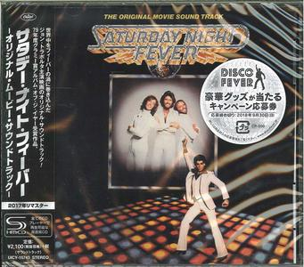 VA - Saturday Night Fever: The Original Movie Sound Track (1977) [2018, Japan]