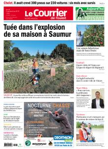 Le Courrier de l'Ouest Nord Anjou – 05 septembre 2019