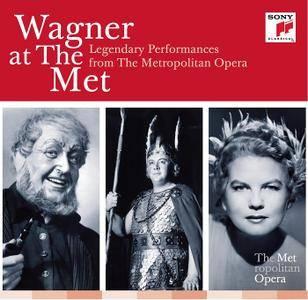 VA - Wagner at the Met: Legendary Performances from the Metropolitan Opera (2013)