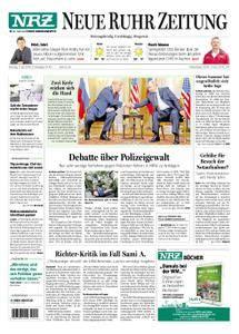 NRZ Neue Ruhr Zeitung Essen-Postausgabe - 17. Juli 2018