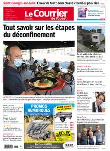 Le Courrier de l'Ouest Angers – 12 mai 2021