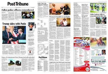 Post-Tribune – July 17, 2018