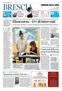 Corriere della Sera Brescia – 25 giugno 2019