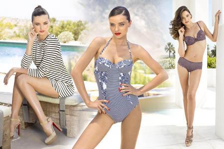 Miranda Kerr - David Jones Spring 2011 Brand Book Catalog