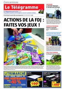 Le Télégramme Concarneau – 05 novembre 2019