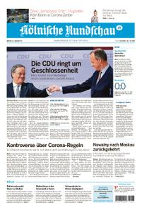 Kölnische Rundschau Köln-West – 18. Januar 2021