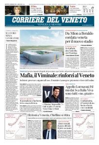 Corriere del Veneto Venezia e Mestre – 18 febbraio 2020