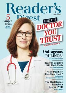 Reader's Digest USA - March 2020