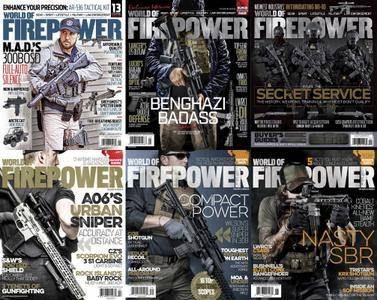 World of Firepower - 2016 Full Year Issues Collection