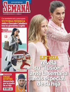Semana España - 23 octubre 2019