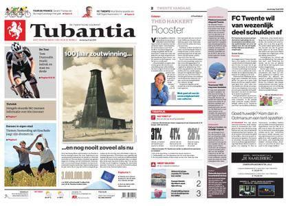 Tubantia - Enschede – 19 juli 2018