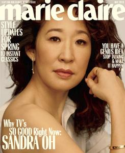 Marie Claire USA - May 2019