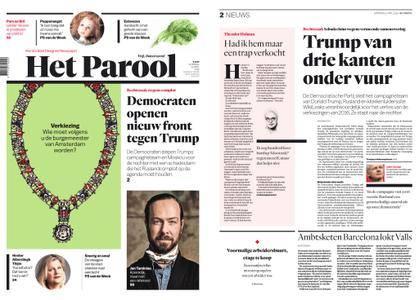 Het Parool – 21 april 2018