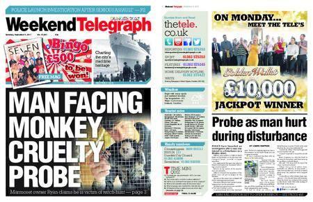 Evening Telegraph First Edition – September 09, 2017