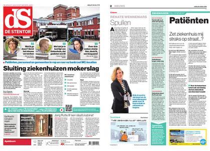 De Stentor - Apeldoorn – 26 oktober 2018