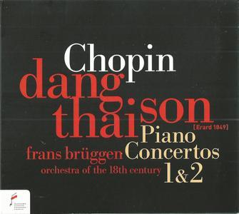 Dang Thai Son - Chopin: Piano Concertos Nos. 1 & 2 (2006)