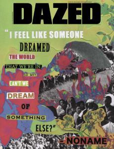 Dazed Magazine - Autumn 2020